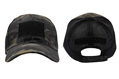 Acme Approved Multicam Tactical Mesh Cap Excellent Fit for Most Head...