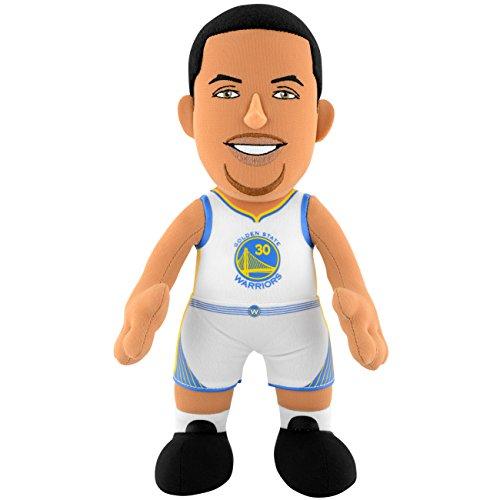 Bleacher Creatures NBA Golden State Warriors Stephen Curry Plush Figure, 10