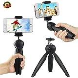 LXCN® LXCN® Universal Mini YT-228/360 Degree Portable Tripod Selfie Stick for Digital Camera