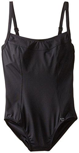 Panache Swim Women's Plus Size Panache Anna One Piece Swimsuit, Black, 30JJ