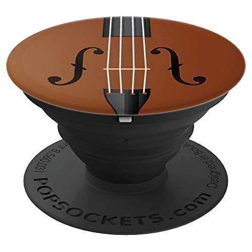 Violin String Classical Violinist Cool Music Lover Gift PopSockets Grip and Stand for Phones and Tablets