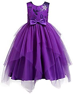Ashtray - Baby Girls Simple Clothes Lace Bowknot Princess Wedding Performance Formal Tutu Dress