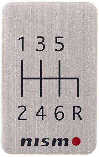 NISSAN(ニッサン)日産純正部品シフトパターン プレート( 96935-RN001