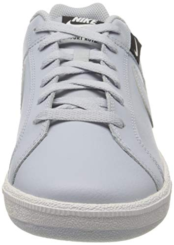 Nike Court Royale Tab, Zapatillas Hombre, Gris (Sky Grey/Sky Grey-Black-White), 44.5 EU