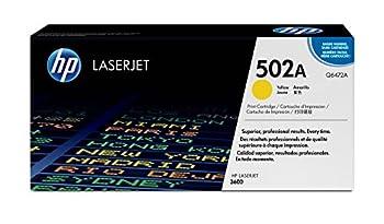 HP 502A   Q6472A   Toner Cartridge   Yellow