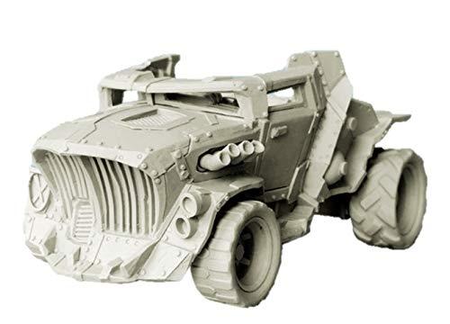 Spellcrow 28mm Miniatures Guards Orks Desert Truck Light Vehicle