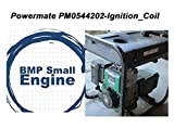 BMotorParts Ignition Coil Module for Coleman Powermate PM0544202 4000 Watts Generator