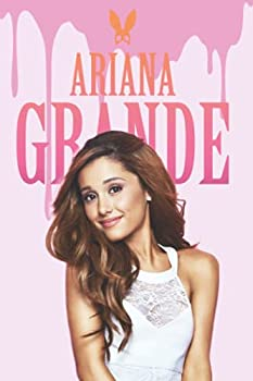 Ariana Grande Notebook   6 x 9    Collage Lined Pages   Journal   Diary   For Students Teens and Kids   For School College University and Home Gift