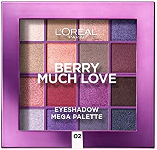L'Oreal Paris Infallible Eye Shadow Mega Palette - Berry Much Love