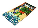 Toy Vault Cthulhu Beach Towel: Dagon Surf Shop, 70 x 30 Inches