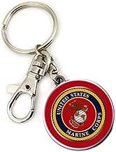 USMC Stainless Steel Key-Chain
