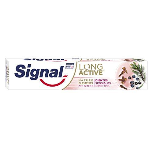 Signal tandpasta nagel & jeneverbes, bescherming voor tandvlees