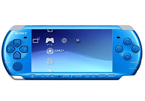 Sony PSP Slim and Lite 3000 Series Handheld Gaming Console with 2 Batteries and Memory Card...