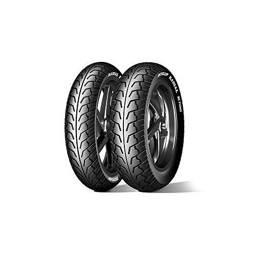 Dunlop K701 F – 120/70/R18 59 V – A/A/70 DB – Pneu de moto