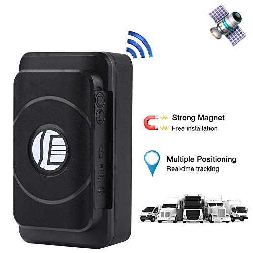 Affordable SONADY GPS Tracker, Car Upgrade 90 Days Standby 2G Vehicle Tracker GPS Locator Waterproof...