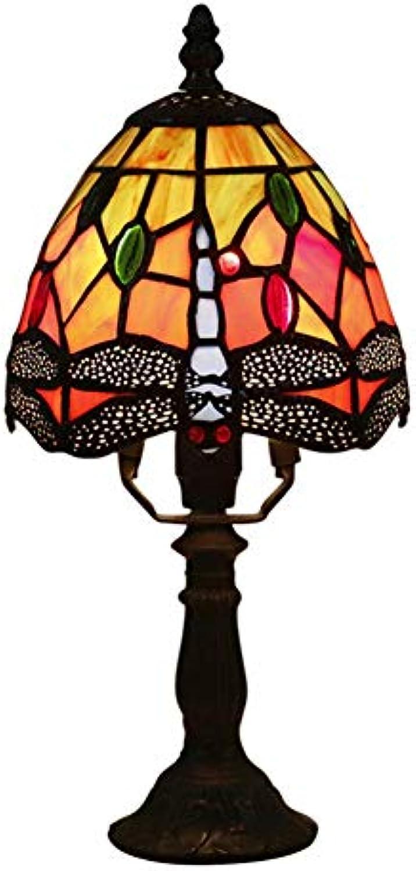 Gasfja Nachttischlampe Schlafzimmerlampe der Retro- Tischlampe kreative warme nette nette Barkinder