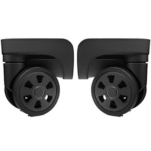 Un paio di ruote universali di ricambio per valigie e valigie di riparazione fai da te (YF-W083L)