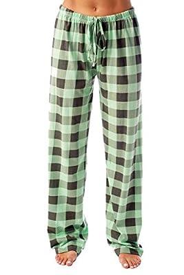Just Love Women Buffalo Plaid Pajama Pants Sleepwear 6324-10195-MNT-M by