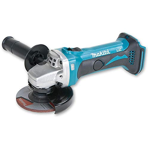 Makita DGA452Z 18 V Body Only Cordless Li-ion Angle Grinder