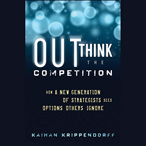 Page de couverture de Outthink the Competition