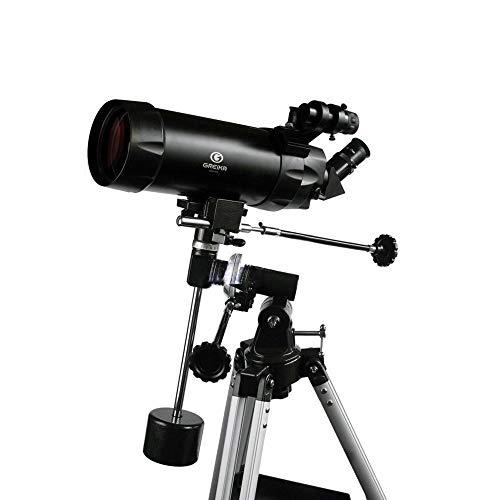 Telescópio Tipo Maksutov Equatorial - Mod. 90 com Tripé, Barsta Internaciolnal Co