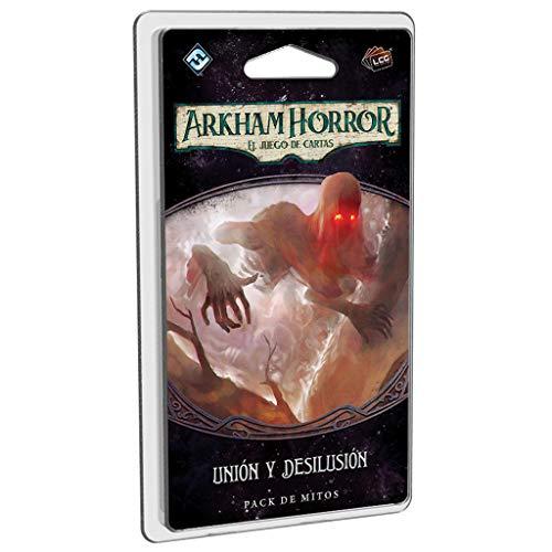 Fantasy Flight Games- Arkham Horro LCG: Unión y desilusión, Color (AHC33ES)