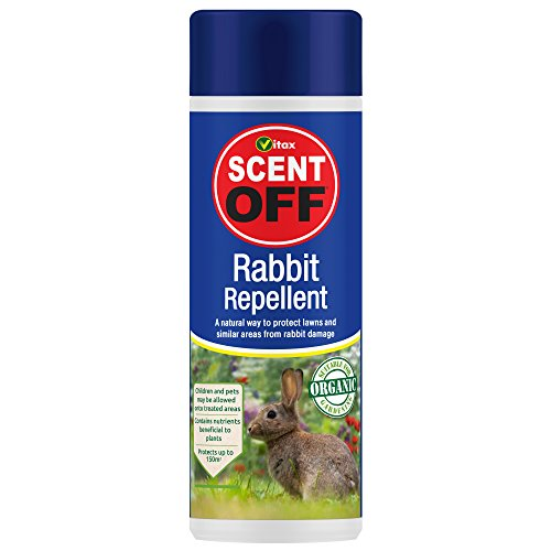 SCENT OFF Vitax Rabbit Repellent, 500 g