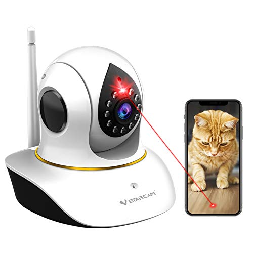 VSTARCAM Dog Camera with Laser