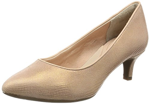 Rockport Damen Kalila Pump Pumps, Pink (Pink Snake), 38