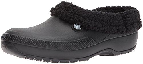 Crocs Unisex-Erwachsene Classic Blitzen III Clogs, Schwarz (Black/black), 45/46 EU