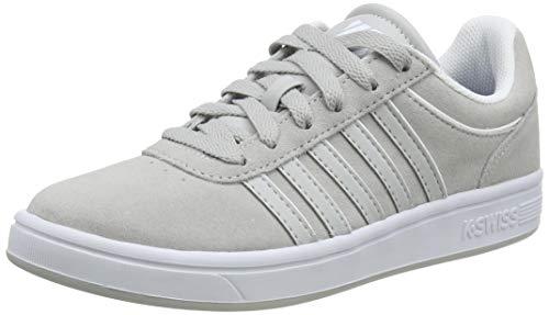 K-Swiss Damen Court CHESWICK SPSDE Sneaker, Beige (Vapor Blue/White 469), 38 EU