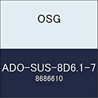 OSG 超硬ドリル ADO-SUS-8D6.1-7 商品番号 8686610