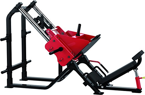REVERSE LEG PRESS SL7020 IMPULSE - Pressa per cosce inclinata a 45 gradi