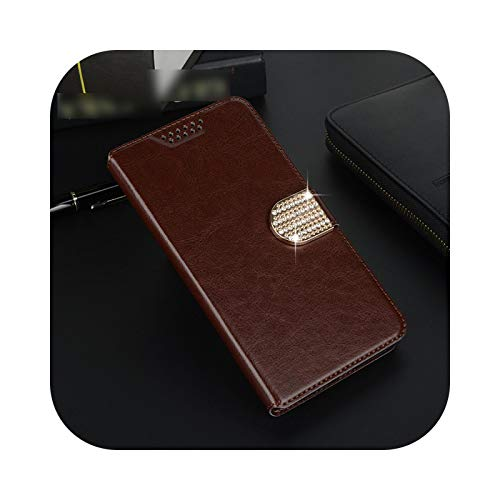Phone Case - Funda de piel con tapa para Asus Zenfone Go TV Zb551Kl, X013D, X013Da X013Db, G550Kl, Zb500Kl, Zb500KL, ZB500KL, X00Ad Zc500Tg, Z00Vd-Brown Do-X013D, X013Da y X013Db