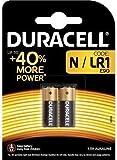 Duracell MN9100/E90/LR1 batería médica 1,5 V Tarjeta 2 tamaño N
