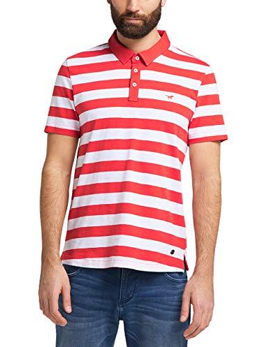MUSTANG Herren Regular Fit Poloshirt