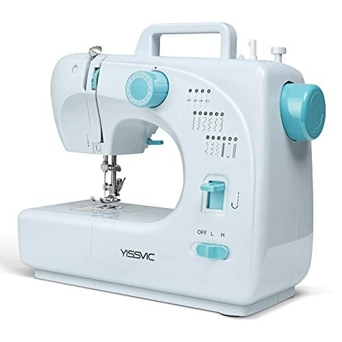 macchina da cucire kooper YISSVIC Macchina da Cucire 16 Tipi di Punti di Cucito