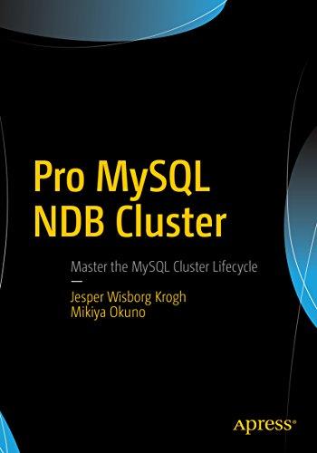Pro MySQL NDB Cluster (English Edition)