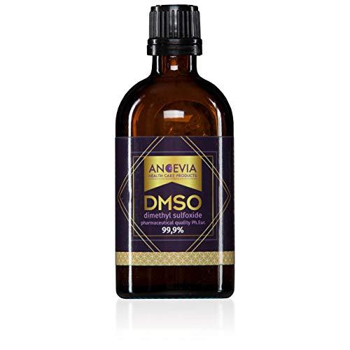 ANCEVIA® - DMSO 100 ml - 99.9% Pureza Ph. Eur. - Dimetilsul
