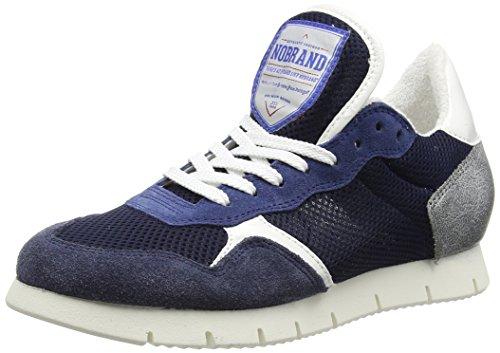 NOBRAND Damen Krewella Sneakers, Blau (Blue), 41