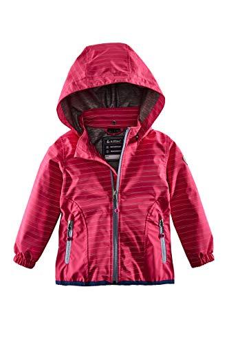 Killtec Mädchen Laney Mini Softshell Jacke Mit Kapuze, pink, 86/92