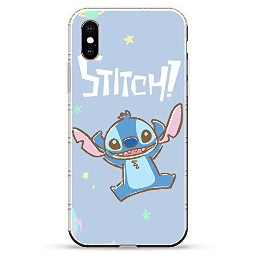 Koude Clear Coque Doux Clarity Shockproof Soft Slim Case TPU Cover for Apple iPhone X-Stitch-Ohana 5