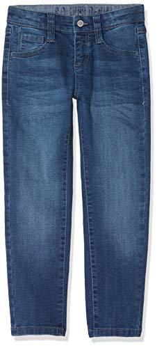 s.Oliver Junior Jungen 74.899.71.0520 Jeans, Blau (Blue Denim Stretch 56z7), 134