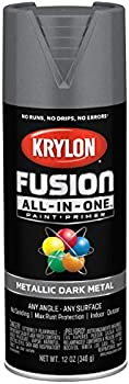 Krylon K02769007 Fusion All-In-One Spray Paint for Indoor/Outdoor Use