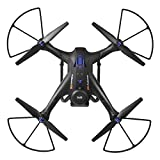 RC Drone Xinlin SHIYE X183 5.8G Dual GPS RC Quadcopter Drone Aircraft with 2.0MP HD FPV Camera Follow Me Hovering One Key Return