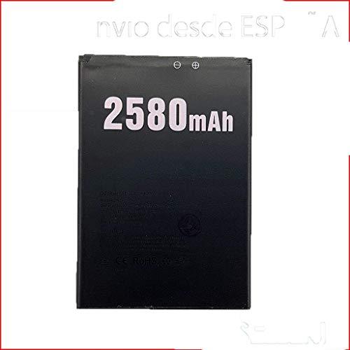 Bateria Compatible con DOOGEE X20 / X20L | Modelo BAT17582580 / Capacidad 2580 mAh