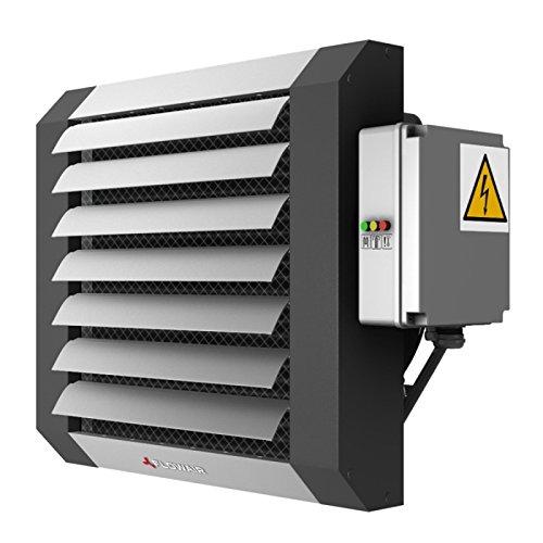 Aerótermo eléctrico LEO EL 23 KW (calefacción y ventilación) 10783