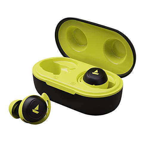 boAt Airdopes 441 TWS Ear-Buds with IWP Technology, Immersive Audio,...