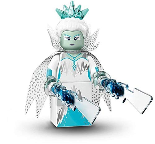 Lego Serie Minifigures 16 - ICE QUEEN Figure mini Insaccato) 71013
