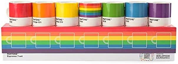 PANTONE Espresso Cup, small coffee cup, fine china (ceramic), 120 ml, Pride - in gift box